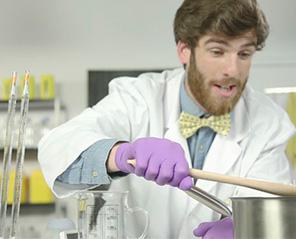 """""""Saca la lengua"""" - Secuenciación del ADN"""